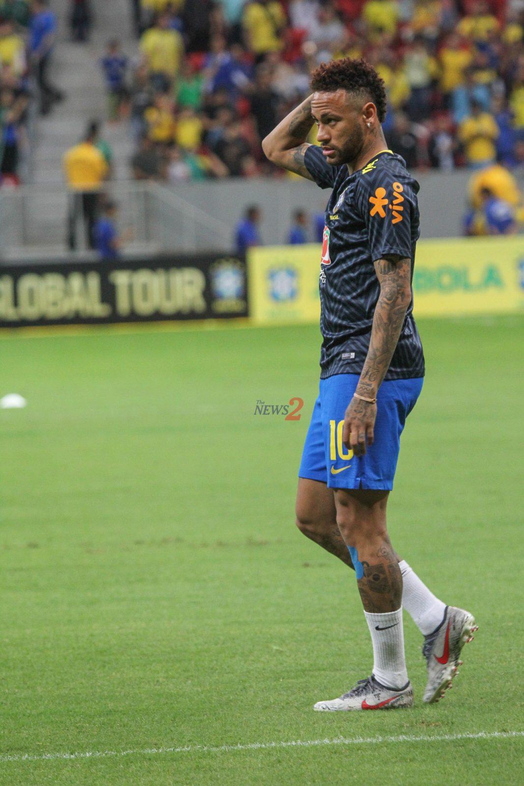 Neymar is cut off from Copa America 2019